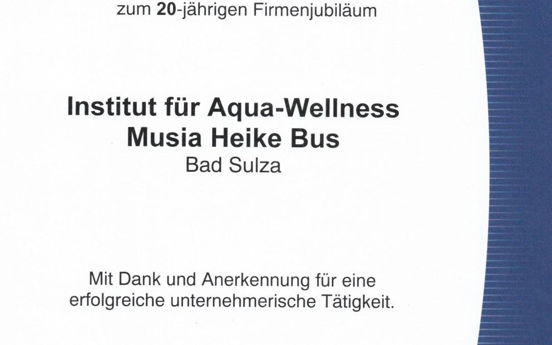 Was hat Google mit dem Institut für Aqua Wellness gemeinsam?